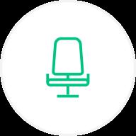 人體工學座椅